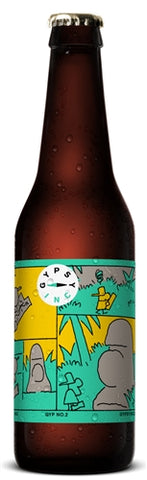 Gypsy Inc Pale Trail - 330 ml - 4.7% - American Pale Ale (APA)