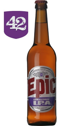 Epic Armageddon IPA - 500 ml - 7.6% - India Pale Ale (IPA)