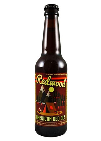 Summer Wine Redwood - 330 ml - 5.8% - Amber Ale