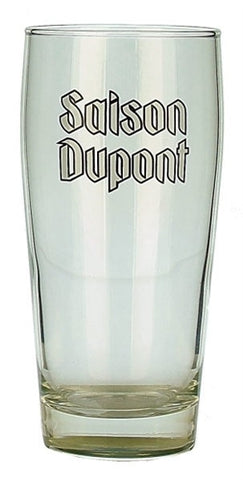 Saison Dupont Glass
