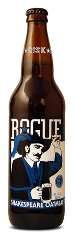 Rogue Shakespeare Oatmeal Stout - 650 ml - 6.1% - Oatmeal