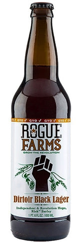 Rogue GYO Series Dirtoir Black Lager - 650 ml - 5% - Schwarzbier