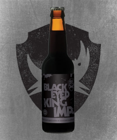 Brewdog Black Eyed King Imp - 330 ml - 11.8% - Imperial Stout