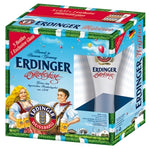 Erdinger Oktoberfest set - 5x500ml + 1 glass - 5.7% -