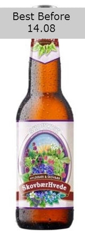 Skovlyst SkovbaerHvede - 330 ml - 2.7% - Fruit/Vegetable Beer