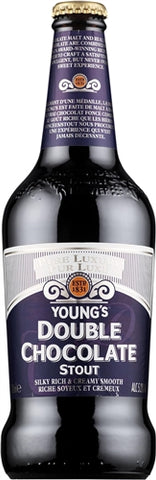 Young's Double Chocolate Stout - 500 ml - 5.2%