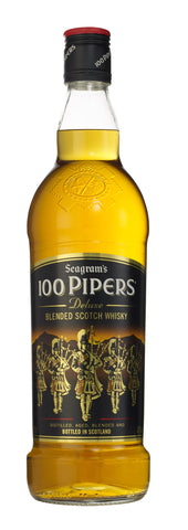 100 Pipers - 1000ml - 40%
