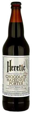 Heretic Chocolate Hazelnut Porter - 650 ml - 7%