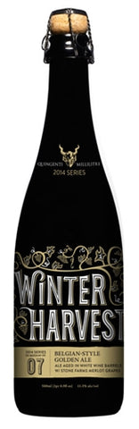 LIMITED Stone Winter Harvest - 500 ml - 11.3%