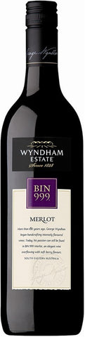 George Wyndham Bin 999 Merlot - 750ml