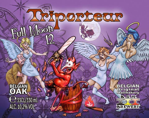Triporteur Full Moon - 330 ml - 10.2%