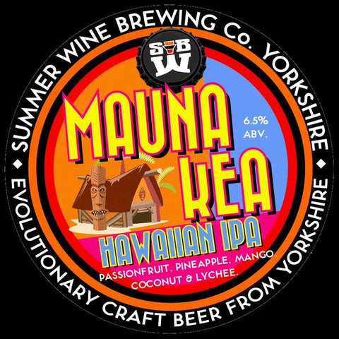 Summer Wine Mauna Kea - 330 ml - 6.5%