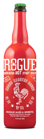 Rogue Sriracha Hot Stout - 750 ml - 5.7% - Herbed/Spiced Beer
