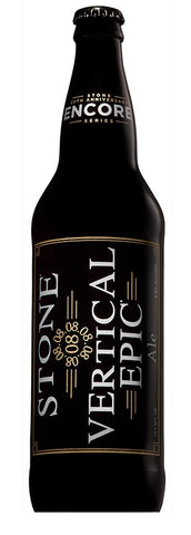 Stone 08.08.08 Vertical Epic Ale - 650 ml - 8.9%