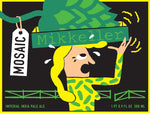 Mikkeller Mosaic Single Hop IIPA - 330 ml - 8.9%