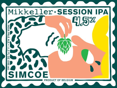 MIkkeller Simcoe Session IPA