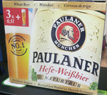 Paulaner Gift Set 3 Bottles + 1 Glass