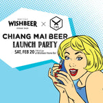 EVENT: Chiang Mai Beer Launch Party | Bottle Set