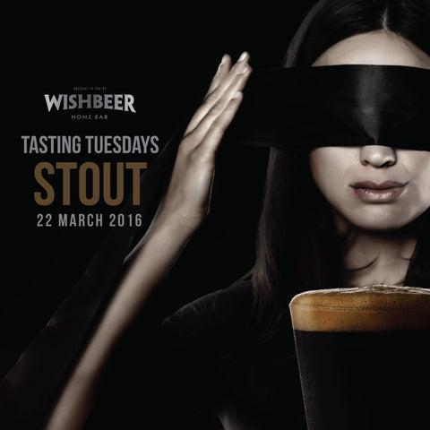 EVENT: Tasting Tuesday | Stout Blind Tasting