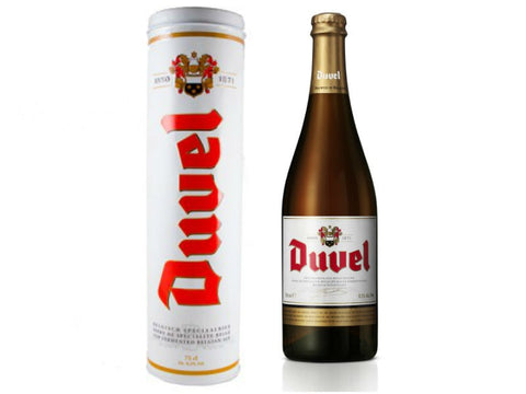 Duvel 750ml Metal Pack