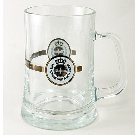 Warsteiner Mug Glass 500 ml.