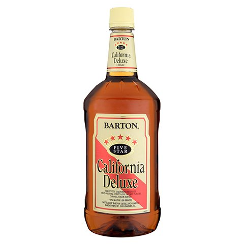 Barton California Deluxe Brandy