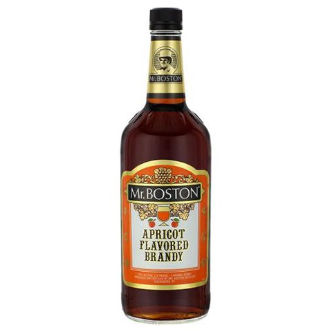 Mr.Boston Apricot Flavored Brandy