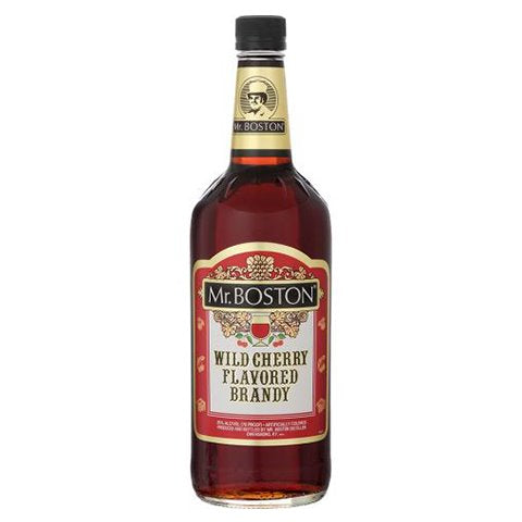 Mr.Boston Wild Cherry Flavored Brandy