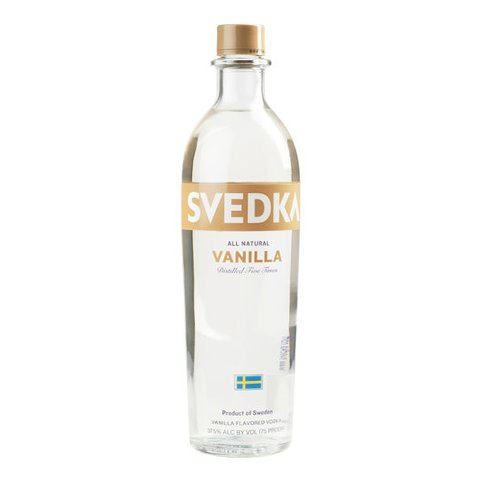 Svedka Vanilla 75cl