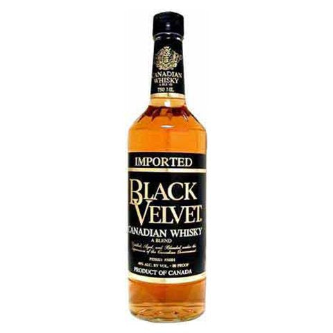 Black Velvet Canadian Whisky