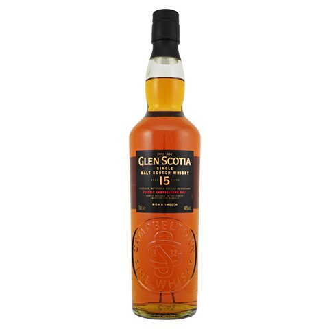 Glen Scotia15 year old Single Malt Scotch Whisky