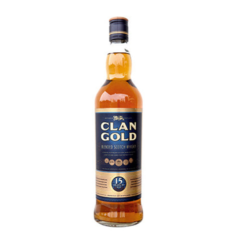 Clan Gold 15 Years
