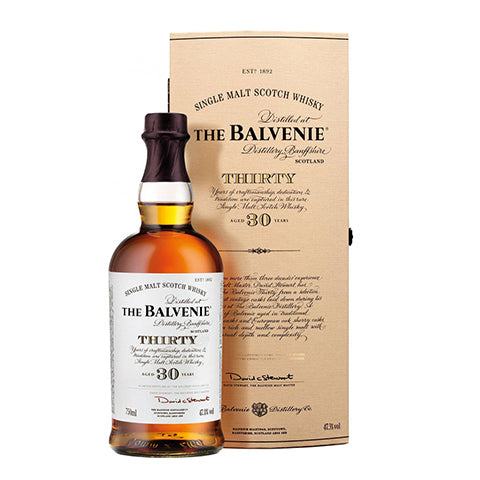 The Balvenie Thirty30 YO