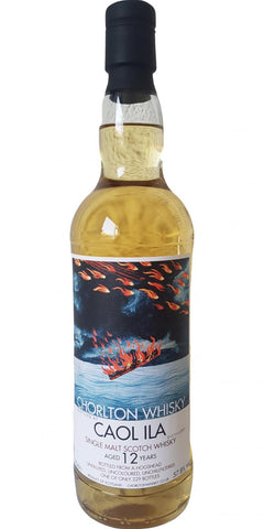 Chorlton Whiskey Caol Ila 12yo Whiskey - 700ml - 57.8%