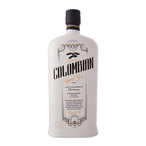 Dictador Orthodoxy Premium Colombian Aged Gin