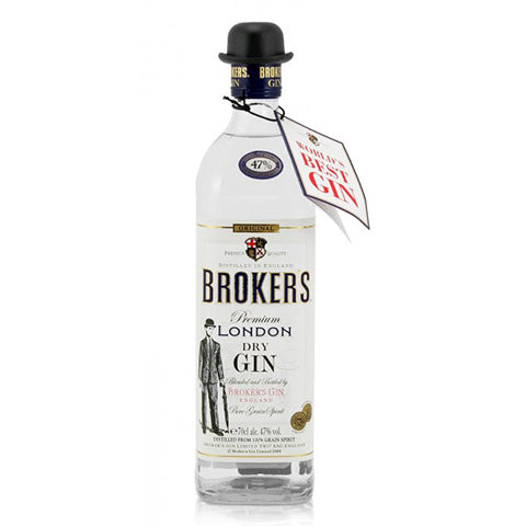 Broker's Gin London Dry Gin