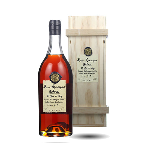 Bas Armagnac Delord 15 Year Old