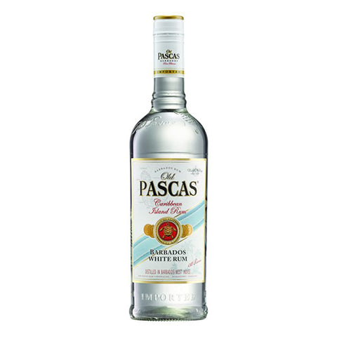 Old Pascas White Rum-Barbados 70cl