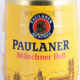 Paulaner Munchner Hell Party Can - 5 L - 4.9%