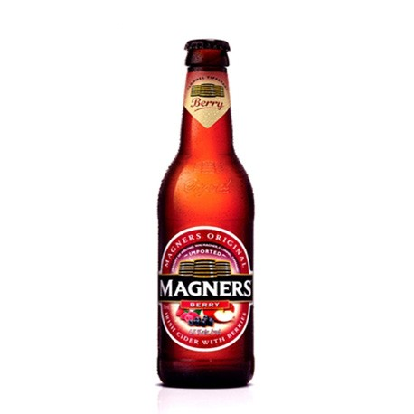 Cider: Magners Berries - 330ml - 4% by wishbeer1