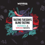 EVENT: Tasting Tuesdays | Herbed & Spiced Beers Tasting Set