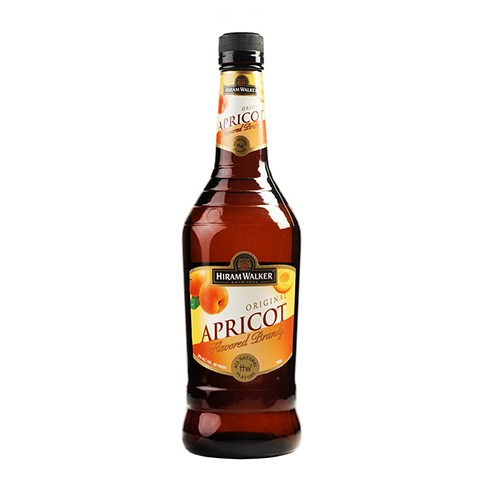 Hiram Walker Apricot Brandy 750ml