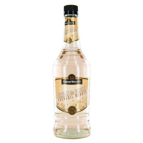 Hiram Walker Creme de Cacao White 750ml