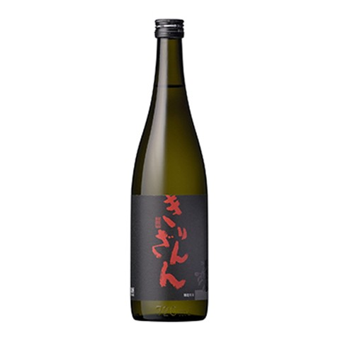 Kirinzan Honjozo Black Bottle 1800ml