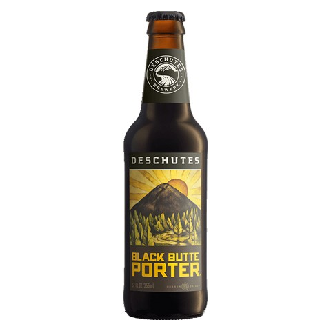 Beer: Deschutes Black Butte Porter - 355ml - 5.2% by wishbeer1