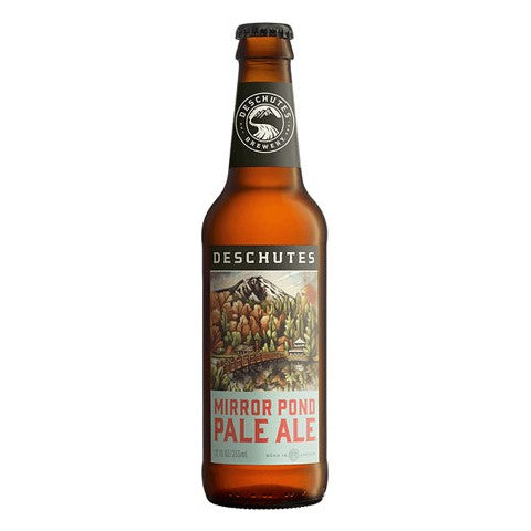 Beer: Deschutes Mirror Pond Pale Ale - 355ml - 5% by wishbeer1