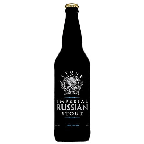 Stone Imperial Russian Stout - 650 ml - 10.8%