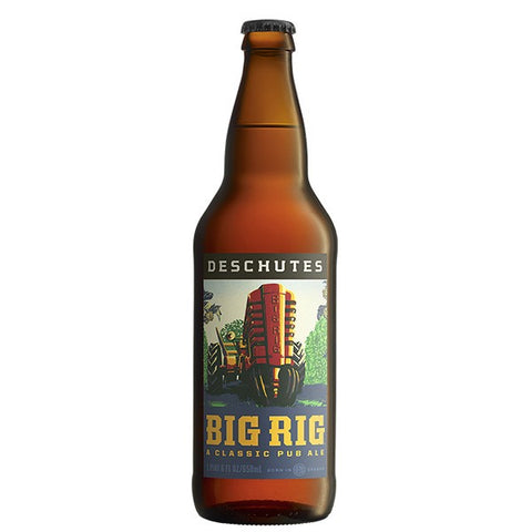 Deschutes Glass - 475ml - 6.7% - USA