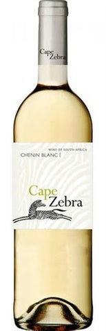 Wine: Cape Zebra Chenin Blanc - South_Africa - 750ml by wishbeer1