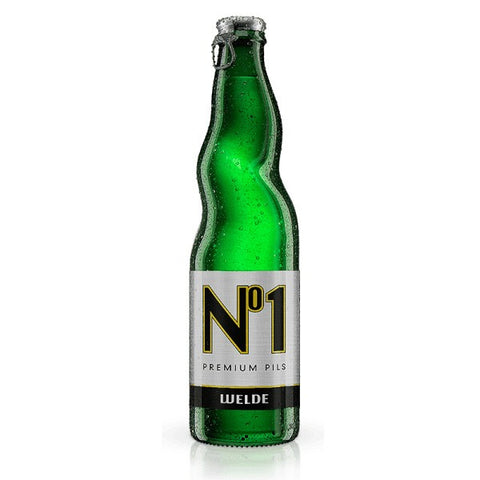 Welde No 1 - 330ml - 4.8%